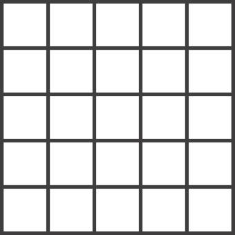 Solnhofener Formate - Quadratisch