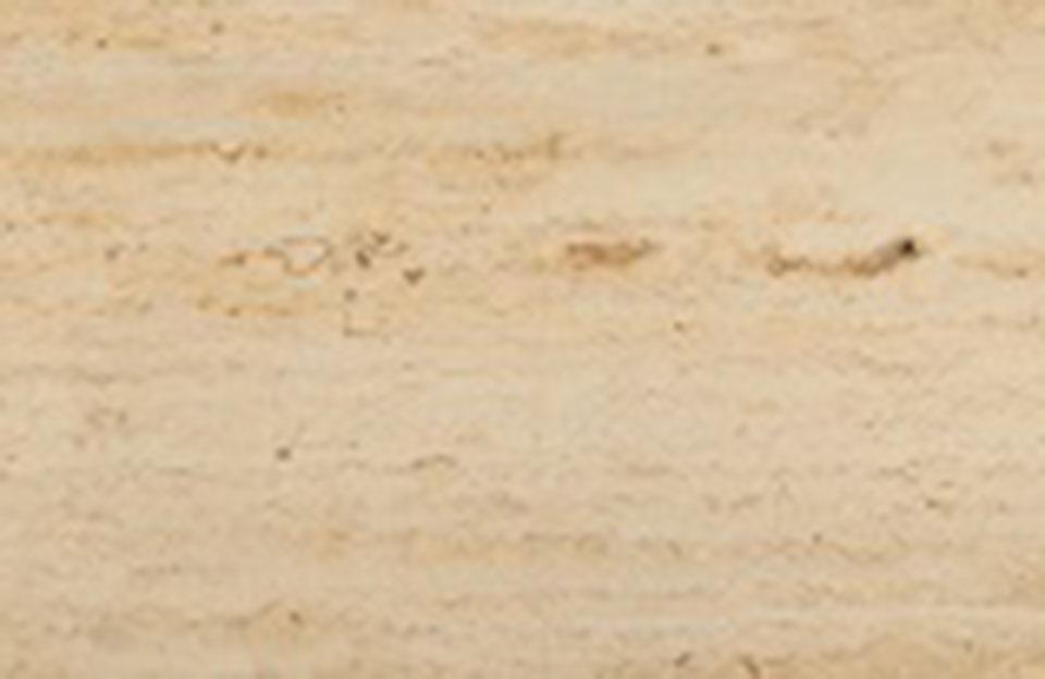 Jura Travertin, Oberfläche geschliffen